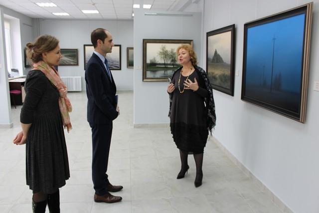 Борисов посетил дипломат из посольства Франции в Беларуси 3